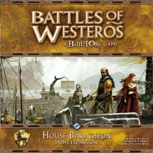 Battles of Westeros : House Baratheon Army